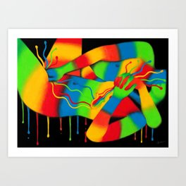 Quarantine Bright Side Art Print