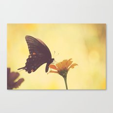 Shadow Dancing on the Wind Canvas Print