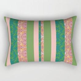 zakiaz bohemian stripe Rectangular Pillow
