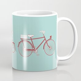Pedal to the Mettle Coffee Mug