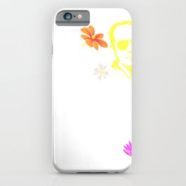 The Only Crime Is Getting Caught | Hunter S. Thompson iPhone Case