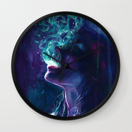 The Ghostmaker Wall Clock