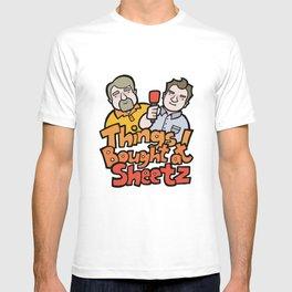 Things I Bought At Sheetz: Official Fan Merchandise T-shirt