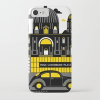 berlin iPhone & iPod Cases featuring Berlin by koivo