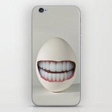Dental Egg iPhone & iPod Skin