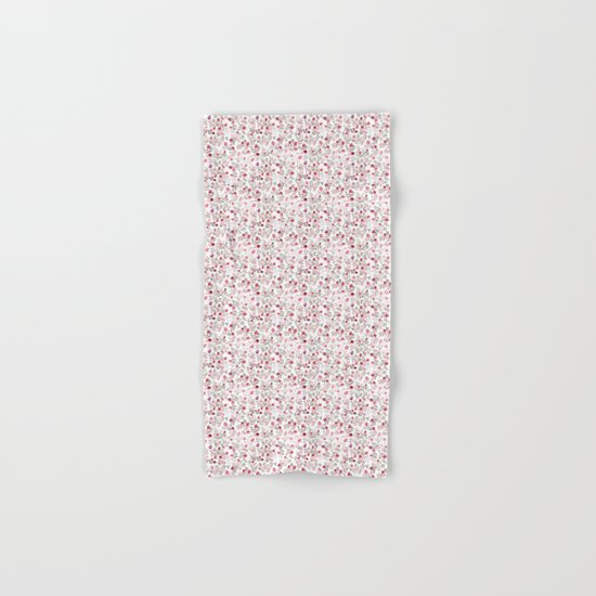 pomegranates Hand & Bath Towel