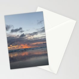 Newport Beach Sunset May Stationery Cards