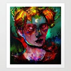 can you feel? Art Print