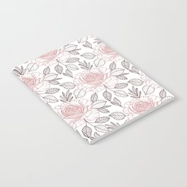 Pink power Notebook