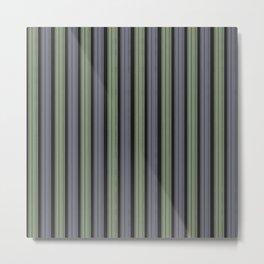Strips 01 Metal Print