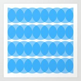 providan (blue) Art Print