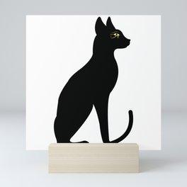 Egyptian Cat Mini Art Print