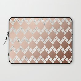 Copper & Marble 03 Laptop Sleeve