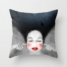 Hear it Throw Pillow