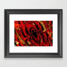 SPYDER. Framed Art Print