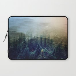 flipped forest Laptop Sleeve