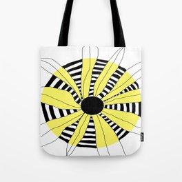FLOWERY INA / ORIGINAL DANISH DESIGN bykazandholly Tote Bag