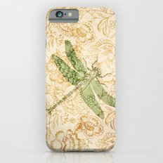 Dragonfly Floral Slim Case iPhone 6s