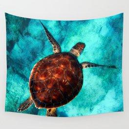 Marine sea fish animal Wall Tapestry