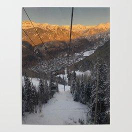 Telluride Colorado Poster