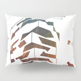 Colorful Cats Like Knocking Things Over Pillow Sham