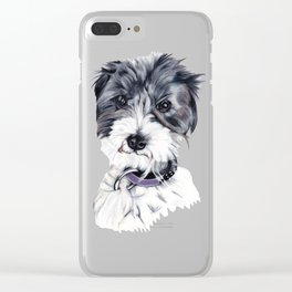 Buster Clear iPhone Case