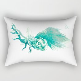 From the Forest Primeval Rectangular Pillow