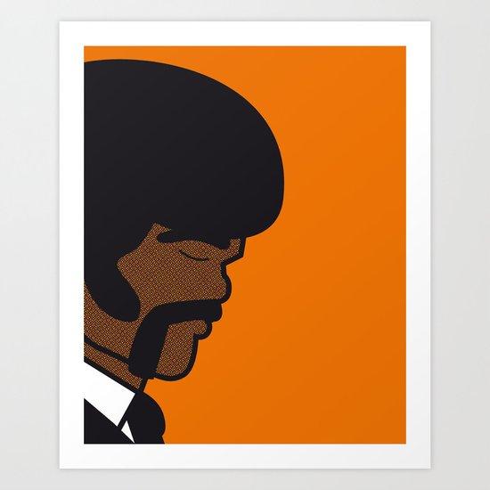 Pop Icon - Jules Art Print