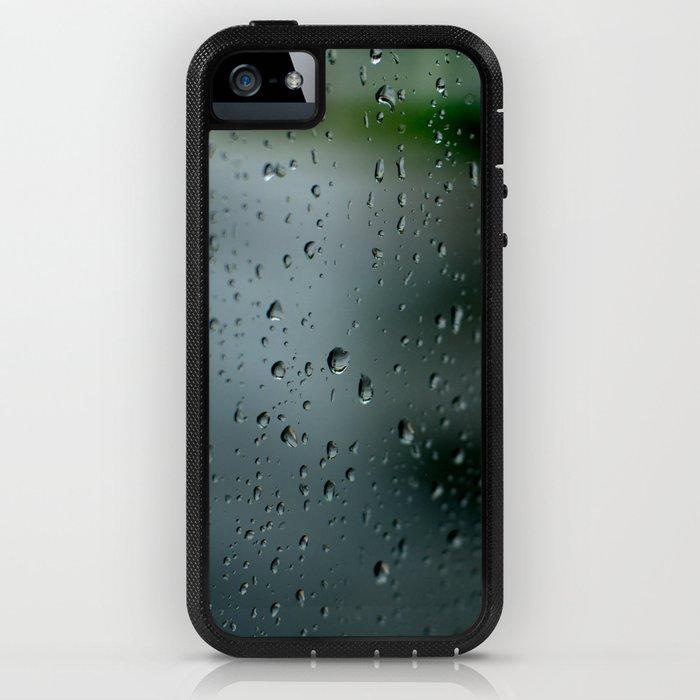 Pluviophile iPhone Case