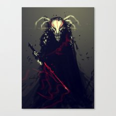 Bleach Mask FanArt Canvas Print