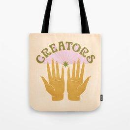 CREATORS Tote Bag
