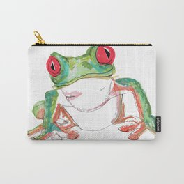 Froglet Carry-All Pouch