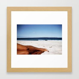 Sea Legs Framed Art Print