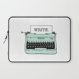 TYPE{WRITE}R Laptop Sleeve