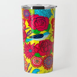 Bombay Chintz Travel Mug