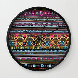 Cotton Carpet Wall Clock