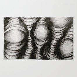 Waves of Value Rug