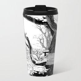 Hidden Picture Fun! Metal Travel Mug