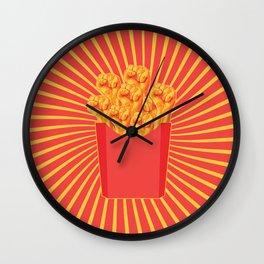 Revolucion con Fritas Wall Clock