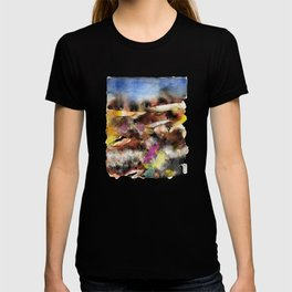 Abstract Tuscan Landscape T-shirt