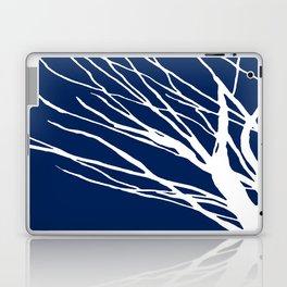 Navy Blues Laptop & iPad Skin
