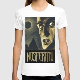 Nosferatu, Vintage Horror Movie Poster T-shirt