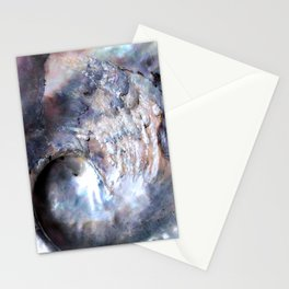 Shell Abstract Stationery Cards