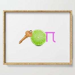 Key Lime Pi Serving Tray
