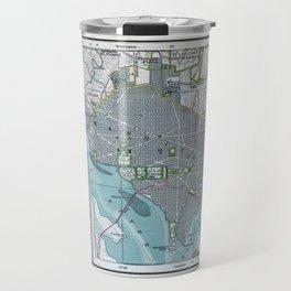 Washington City Travel Mug