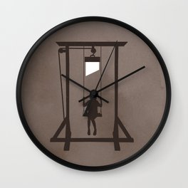 Swing Blade Wall Clock