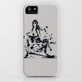 Splaaash Series - Biker Ink iPhone Case