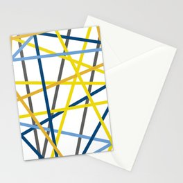 Bold Lines Stationery Cards