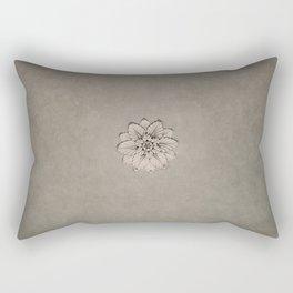 Flowers of Florence Rectangular Pillow