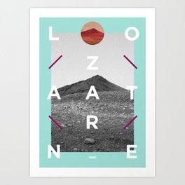Lanzarote5 Art Print